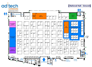 ad:tech floor plan