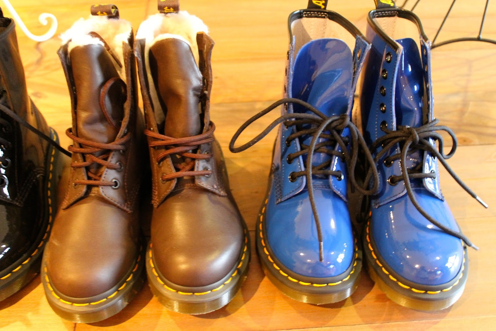 my dr martens collection