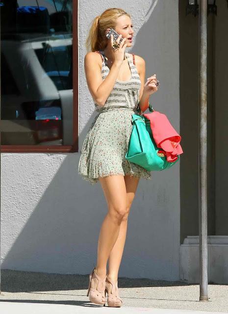 Blake Lively - Set of Gossip Girl - LA - 05/08/11 (HQ)