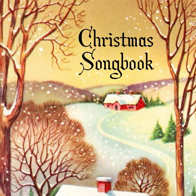 Canny image regarding christmas carol songbook printable