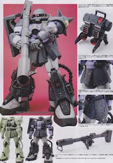 MS-06R-1A Zaku II [Black Tri-Star Use]
