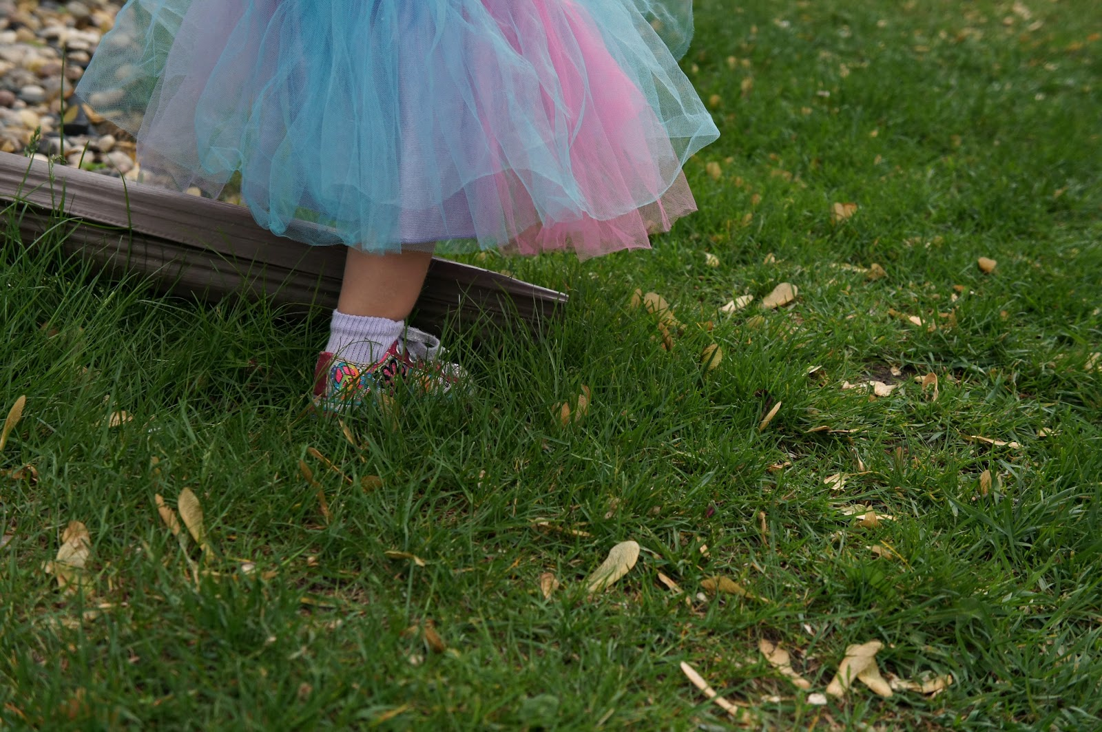 Tutus And Tennis Shoes Dance