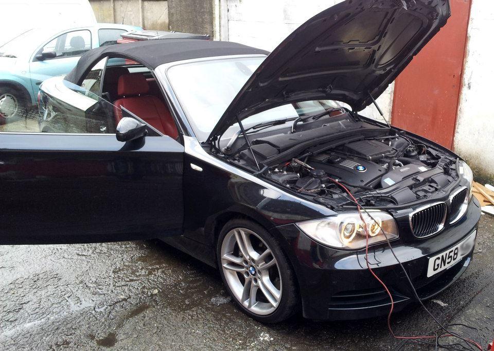 BMW I TWIN TURBO REMAP By London Remaps Authorized Dealer Of - Bmw 135i twin turbo