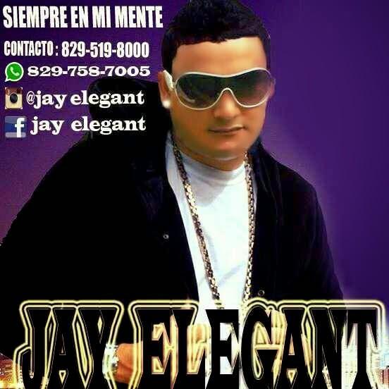Jay Elegant - Siempre en mi mente