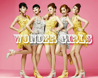 Wonder Girls Wallpaper
