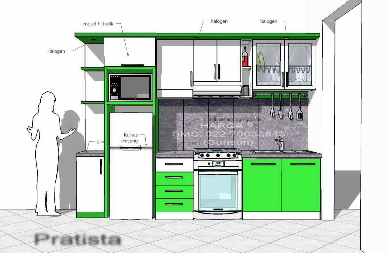 Company wood for Buat kitchen set