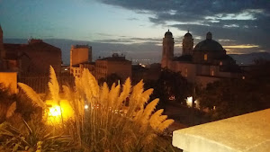 Cagliari crepuscolare