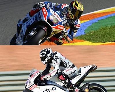 Ducati Kedatangan Dua Pembalap Raksasa di MotoGP 2016