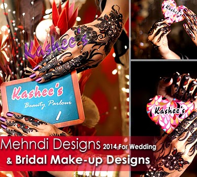 Mehndi Designs 2014-2015 & Make-Up Designs
