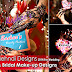 Mehndi Designs 2014-2015 For Wedding | Bridal Mehndi & Makeup Designs 2014 By Kashee's Saloon