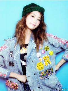 SNSD Yoona I Got A Boy Photobook 12