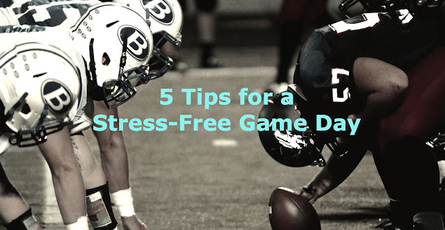 Football Vibes: 5 Tips for a Stress-Free Game Day