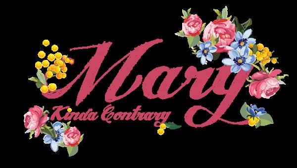MaryKindaContrary