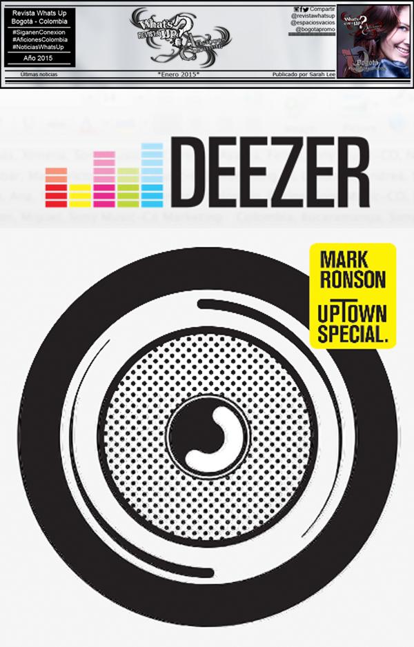 Escucha-UPTOWN-SPECIAL-nuevo-álbum-Mark-Ronson-Deezer