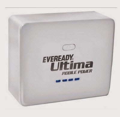 Amazon: Buy Eveready UM 52 Power Bank Rs.1250