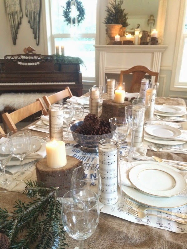 Little Farmstead A Farmhouse Christmas Party