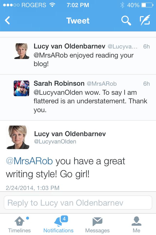 Lucy van Oldenbarnev