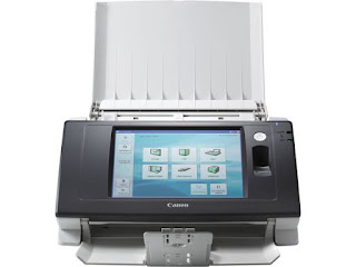 Canon Network Scanner