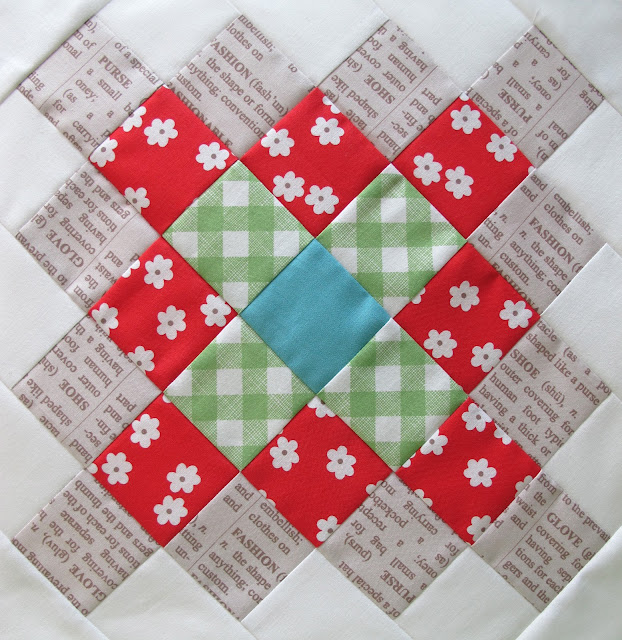 Bee In My Bonnet: The Great Granny Along!!!... : granny square quilt pattern - Adamdwight.com