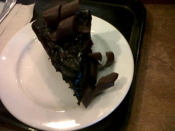 Chocolate Blackout Cake Starbucks