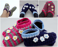 http://www.ravelry.com/patterns/library/frolic-in-the-flowers-slippers