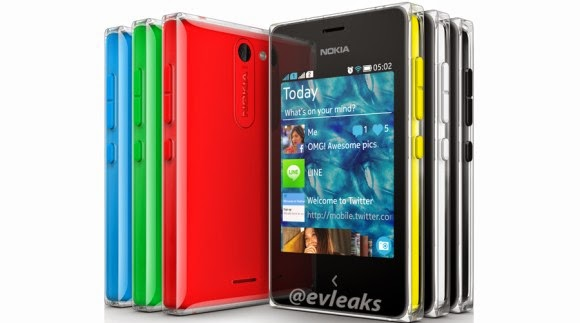 Nokia Asha 500 Specifications and Review