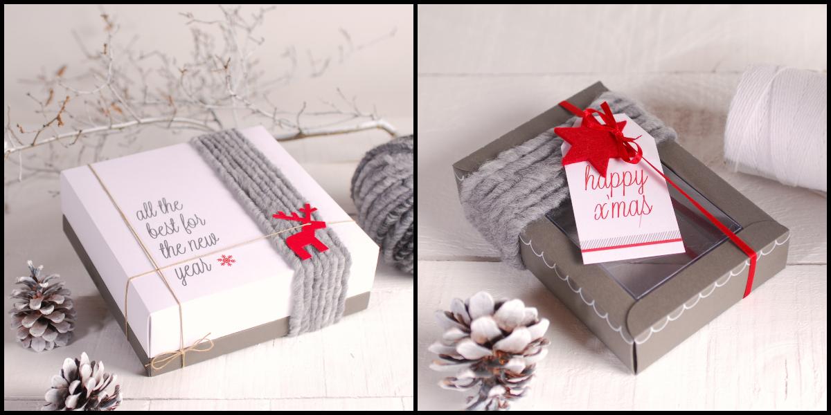 Como decorar cajas para regalo imagui - Decorar cajas de regalo ...