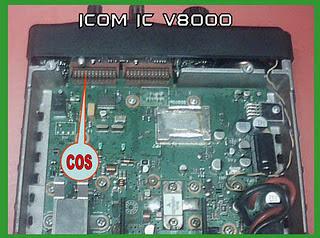 Icom+V8000