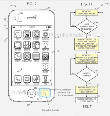 iPhone 5s con lector de huellas y teclado tipo swype confirmados