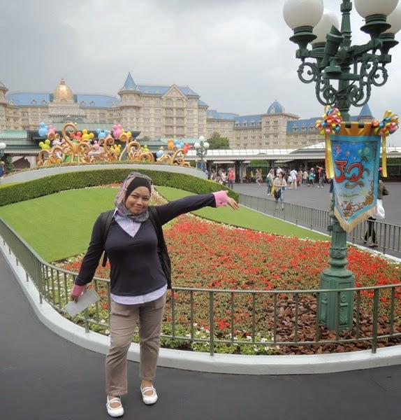 Tokyo, Disneyland 2013