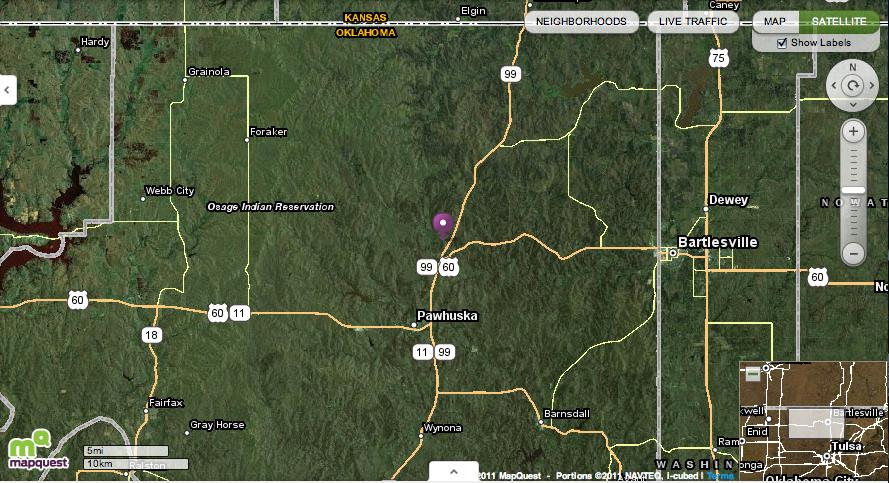 Ladd Drummond Ranch Pawhuska Oklahoma