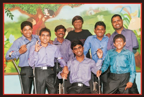 'Living Their Dream' by the Ex-students of Society for the Education of the Crippled