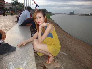 Sok Sereyrath facebook girl beauty skin Khmer girl 3