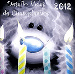Desafio velas de cumpleaos 2012