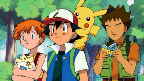 Pokémon Clássico Completo [HD] Dublado Torrent