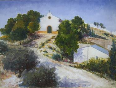 Ermita de Fuerte del Rey, Jaén; II (12P)