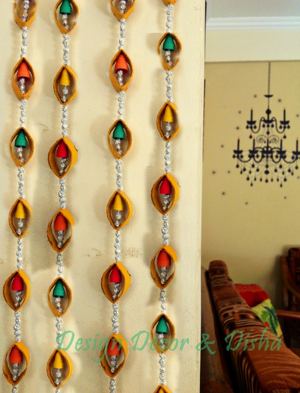 Wall Hanging Craft Design : Design decor disha an indian