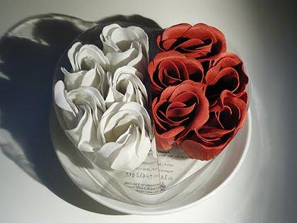 Seifenblüten Rosenduft von Tchibo