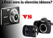 Reportaje 1: ¿Como elegir la cámara idónea ? 31/10/2011