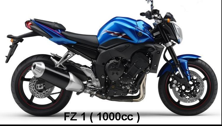 Best Automotif Brand Picture  Fz Yamaha