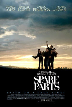 sinopsis film spare parts