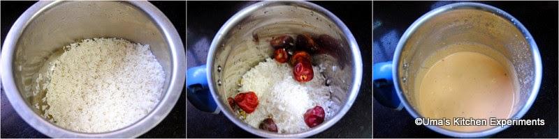 How to make Mudakathan Keerai Adai Recipe-stp1