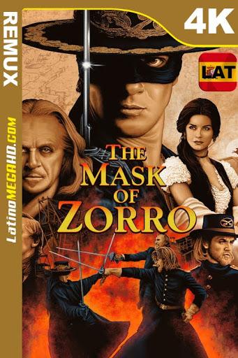 La máscara del Zorro (1998) Latino HD BDREMUX 2160p ()