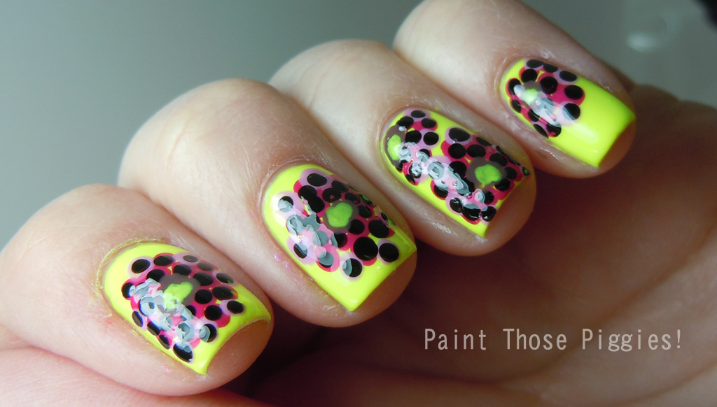 paint those piggies nail art challenge abstract flowers abstract nail art challenge 1024x582