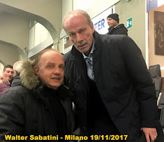 INCONTRI: WALTER SABATINI