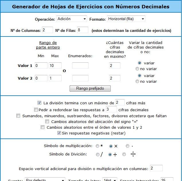 Encantador Multiplicar Por Números De Hoja De Cálculo 1 DÃgitos ...