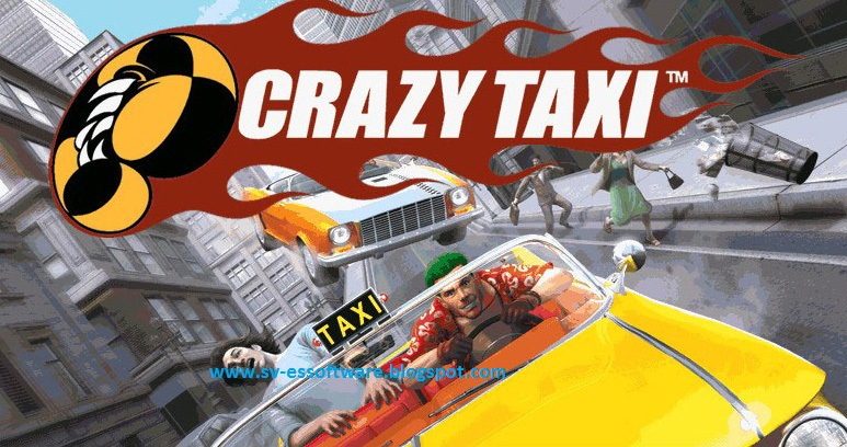SV Es Free Games And Software Crazy Taxi Pc Game Free Download