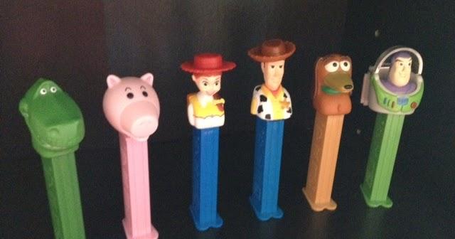 dan the pixar fan  toy story  pez