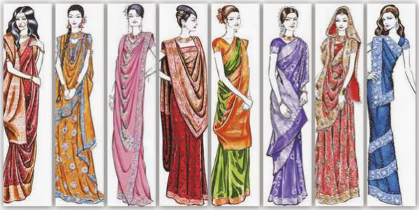 How To Drape A Saree Wear Saree