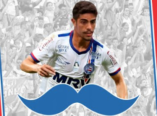 Bahia anuncia Luisinho